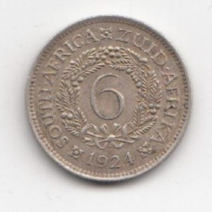 1924 East Africa 10 Cent
