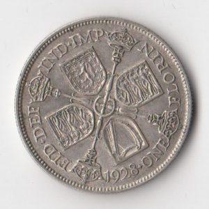 1928 King George V Florin