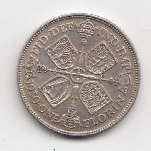 1929 King George V Florin