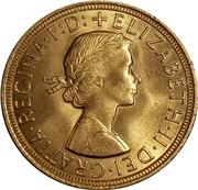 Queen Elizabeth II Brilliant Uncirculated
