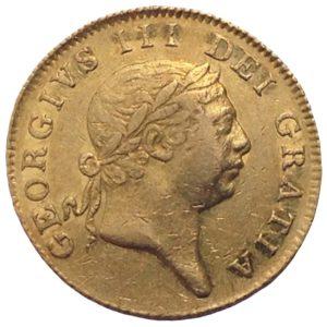 1813 Guinea Obverse