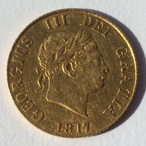 Half Sovereigns