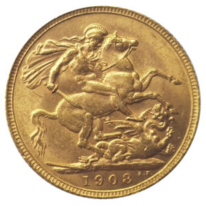 1903 London Sovereign