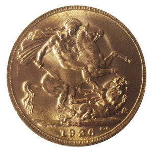 1926 South Africa Sovereign