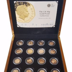 Other Royal Mint Gold Proof Sets