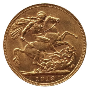 1913 London Sovereign
