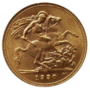 1930 South Africa Sovereign