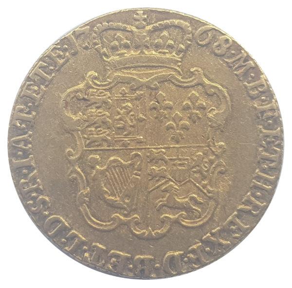 1768 Guinea