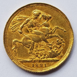1821 Sovereign