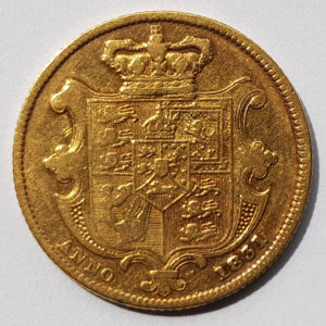 1831 Sovereign