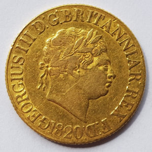King George III Sovereigns