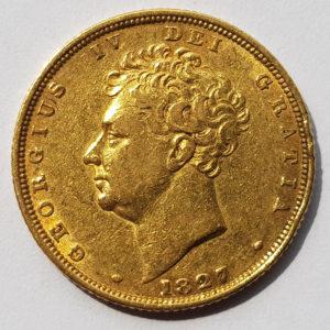 1827 Sovereign