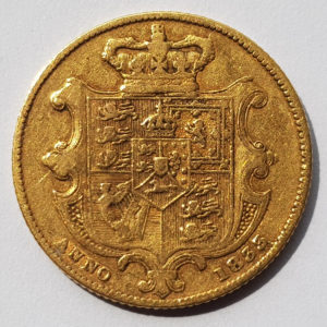 1833 Sovereign