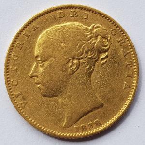 1838 Sovereign