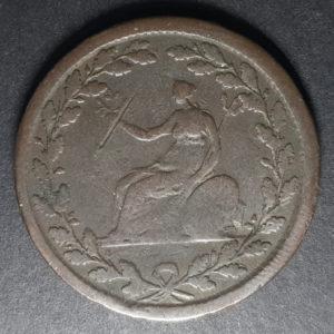 1811 Half Penny Token
