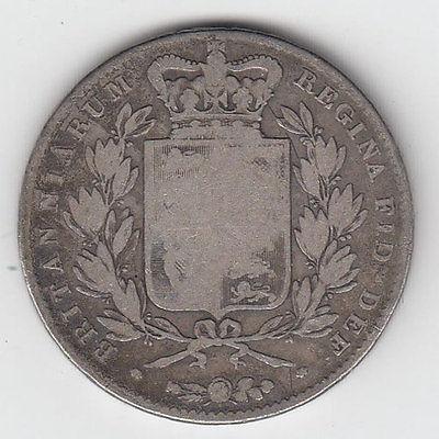 1844 Queen Victoria Crown