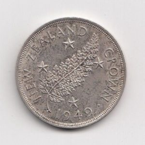 1949 New Zealand Crown