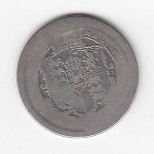 1816 King George III Silver Half Crown