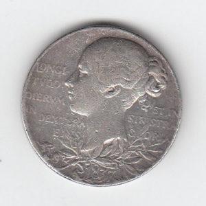 1897 Queen Victoria Jubilee Medal