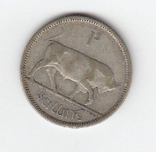 1933 Ireland Shilling