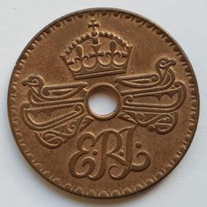 1936 New Guinea Penny