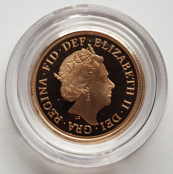 2019 Gold Proof Sovereign