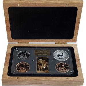 Krugerrand Anniversary Set