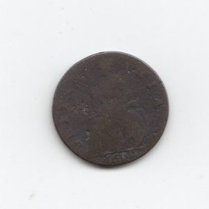 1694 William & Mary Farthing