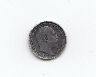 1903 King Edward VII Silver Maundy Penny