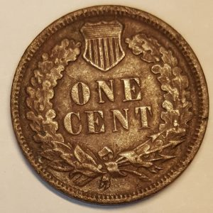 1881 United States One Cent