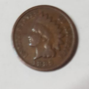1839 United States One Cent