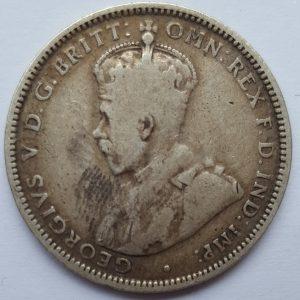 1926 Australia Silver Shilling