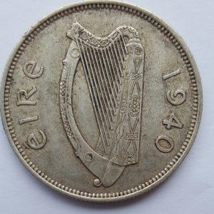 1940 Ireland Florin