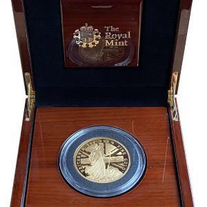 2020 5 Ounce Gold Proof Britannia