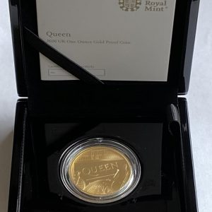 Queen Gold 1 Ounce