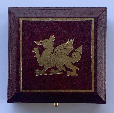 1989 Welsh Gold Sovereign