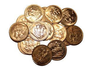 Bullion Sovereigns