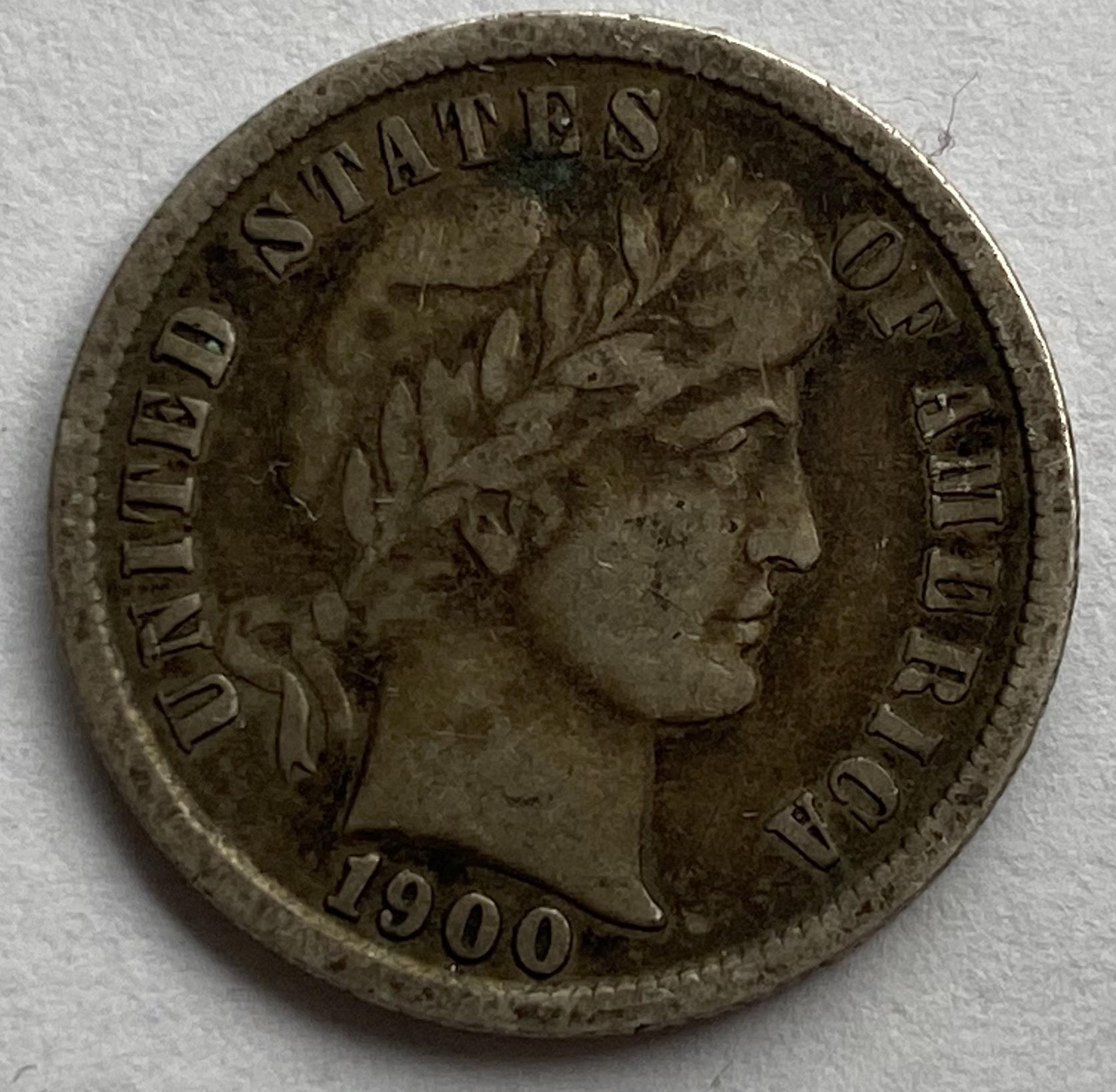 america one dime coin