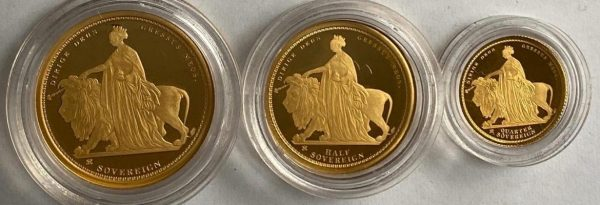 Great Engravers Gold Proof
