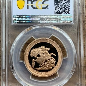 2017 Gold Proof Two Pounds PCGS PR69