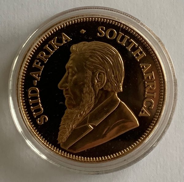 2018 Gold Proof Two Ounce Krugerrand