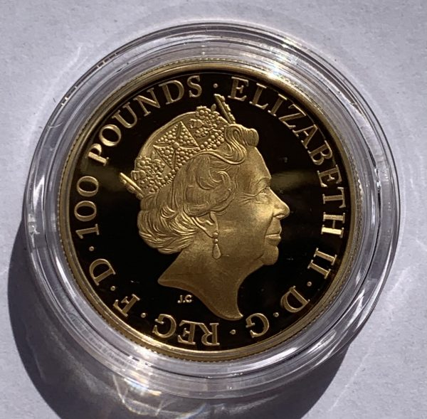 2021 6 Coin Gold Proof Britannia Set