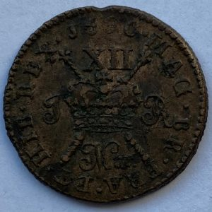 1690 Gun Money