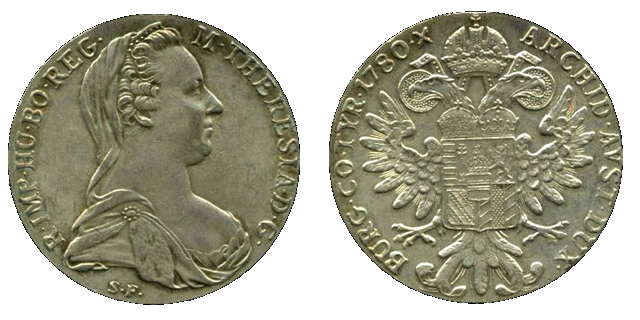 Maria Theresa Thaler