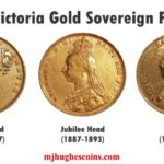 Queen Victoria Gold Sovereign Heads