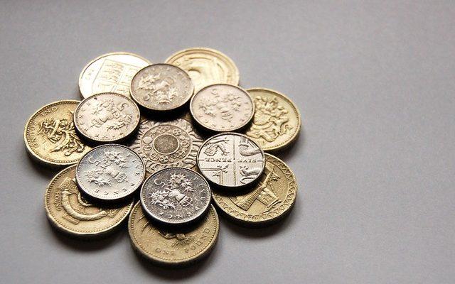 UK Money piedfort